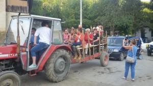 Italijanski turisti stižu u Gledić
