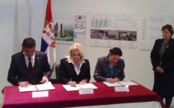 Sa potpisivanja preliminarnog Sporazuma u Kraljevu