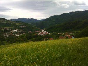 Jošanička Banja-Panorama