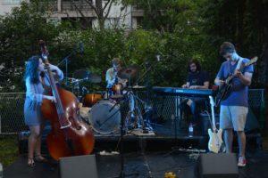Beogradski džez kvartet Flow Motion